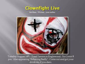 Clownfight Live