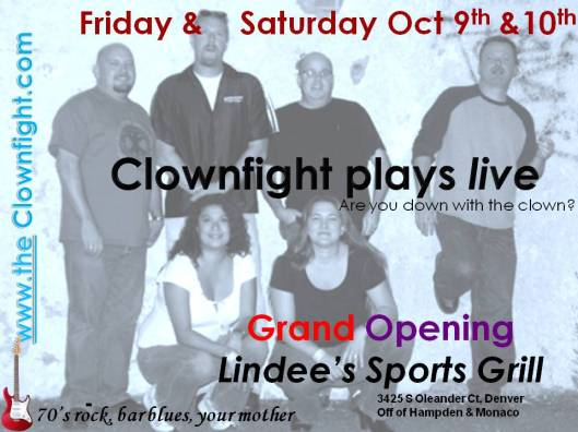 Clownfight club deep 6